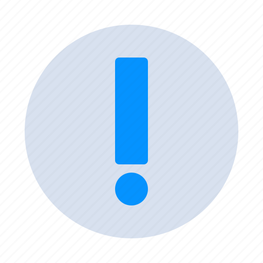 Alert, attention, circle, danger, error, photography, warning icon - Download on Iconfinder