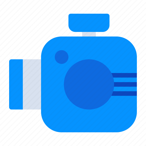 Camera, image, photo, photography, picture, polaroid, travel icon - Download on Iconfinder