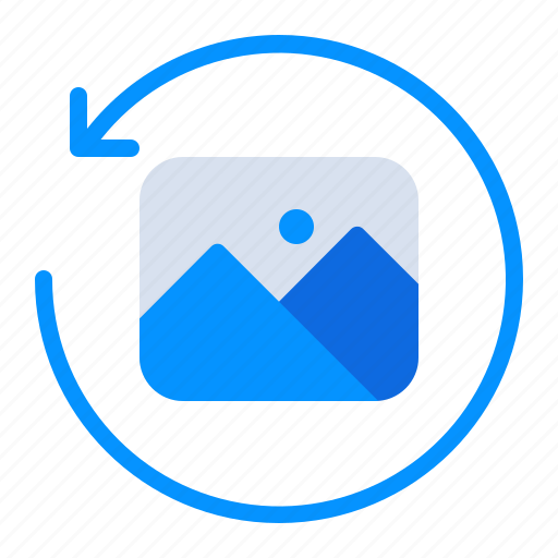 Gallery, image, photo, photography, picture, refresh, reload icon - Download on Iconfinder