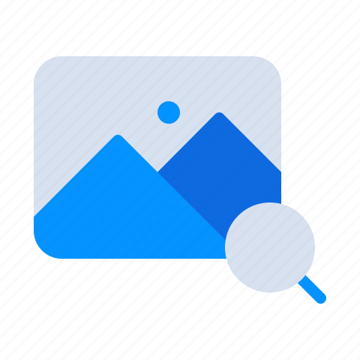 Find, gallery, image, photo, photography, picture, search icon - Download on Iconfinder