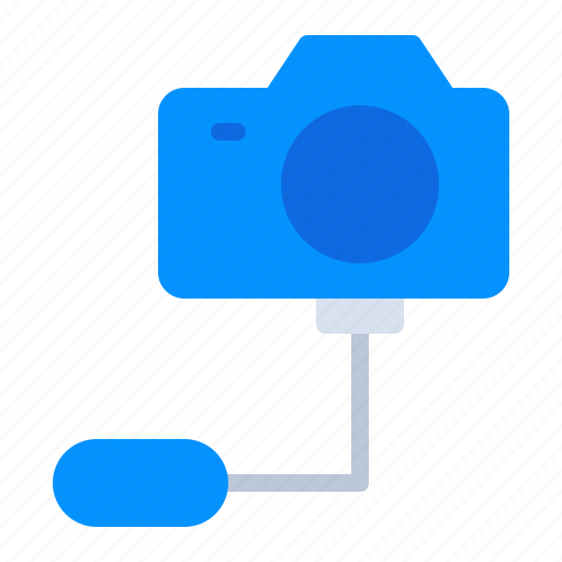 Camera, image, photo, photography, picture, tripod, video icon - Download on Iconfinder