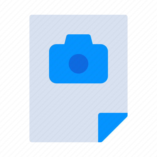 Camera, document, file, page, paper, photo, photography icon - Download on Iconfinder