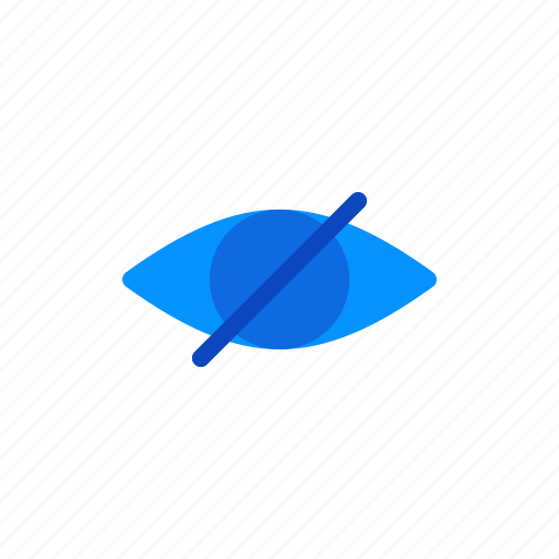 Disable, eye, hide, no, photography, view, visibility icon - Download on Iconfinder