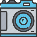 camera, equipment, film, photographer, photographs, photography icon