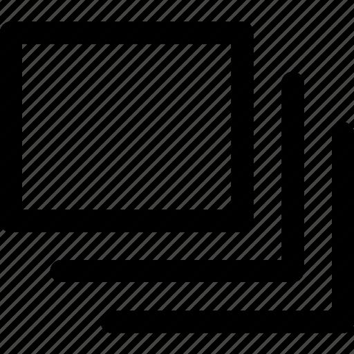 burst, camera, layer, layers, mode icon icon