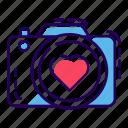 favorite photography, heart photo, love photo, love story, wedding photoshoot icon