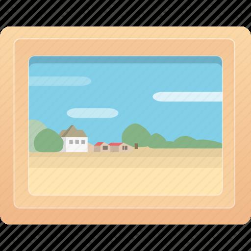 image, photo, photo album, photograph, picture, picture gallery icon