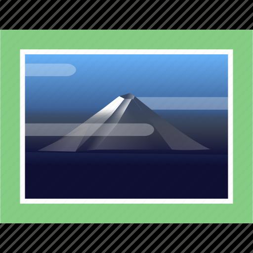 green, photos icon