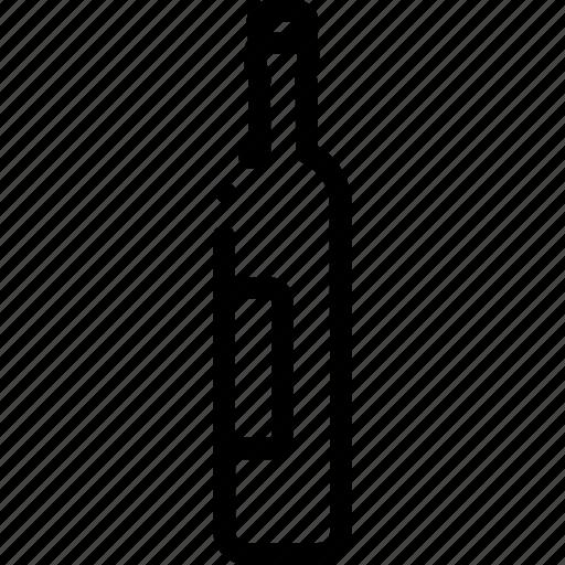 alcohol, asset, beer, beverage, bottle, drink, wine icon