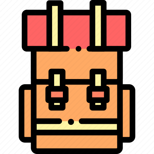 Backpack, bag, ecommerce, sale, shop, shopping icon - Download on Iconfinder