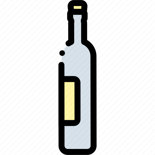 alcohol, beverage, bottle, drink, glass, water, wine icon