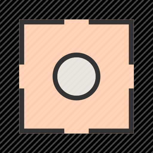 camera, film, focus, movie, recording, screen, video icon