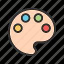 beautiful, binoculars, camera, color, focus, image, lens icon
