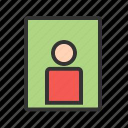 beauty, camera, closeup, color, image, portrait, portraits icon
