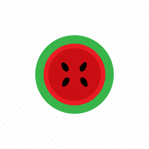 drink, food, fruit, nature, watermelon icon