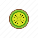 drink, food, fruit, kiwi, nature icon