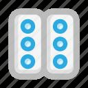 pills, pill, medicine, drug, pharmacy, package, meds