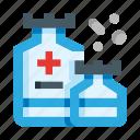 pills, pill, medicine, drug, pharmacy, bottles, bottle