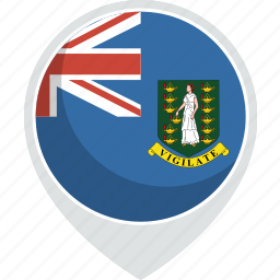 british, country, flag, islands, nation, virgin icon