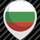 country, flag, bulgaria, nation