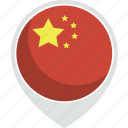 country, flag, china, nation