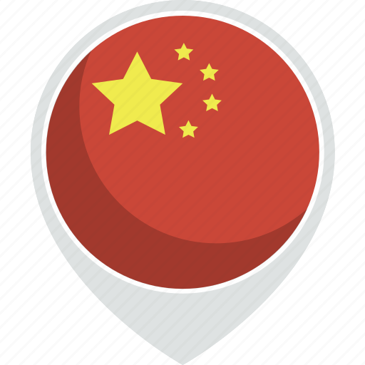 china, country, flag, nation icon