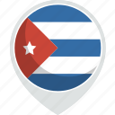 country, cuba, flag, nation
