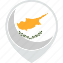 country, flag, cyprus, nation