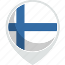 country, finland, flag, nation