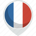 country, flag, france, nation