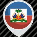 country, flag, haiti, nation