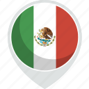 country, flag, mexico, nation