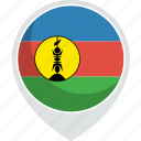 caledonia, country, flag, nation, new icon