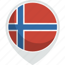 country, flag, nation, norway