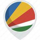 country, flag, nation, seychelles
