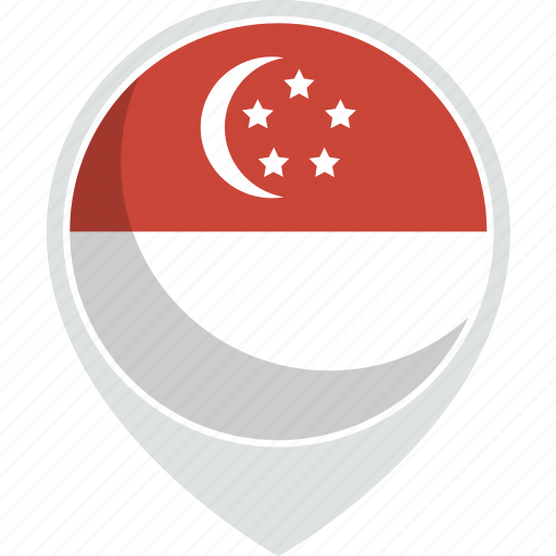 Country, flag, nation, singapore icon - Download on Iconfinder