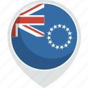 country, nation, flag, cook, islands, the