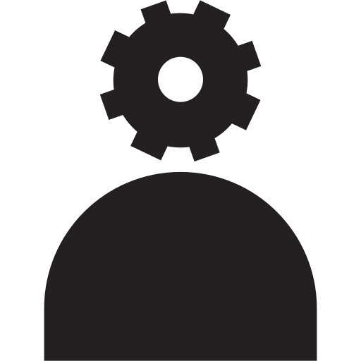 admin, administrator, ajax, options, permission, settings, user icon