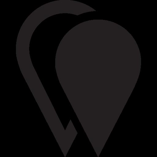 district area region spot locations site position icon free download district area region spot locations
