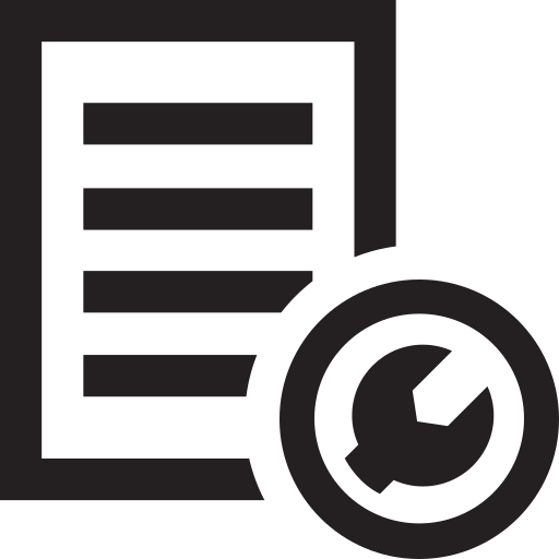 data, database, directory, fix, index, repair, table icon