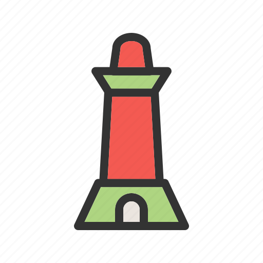 cartoon, lighthouse, nautical, pirate, sailor, sea, ship icon