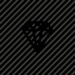 diamond, pirate icon