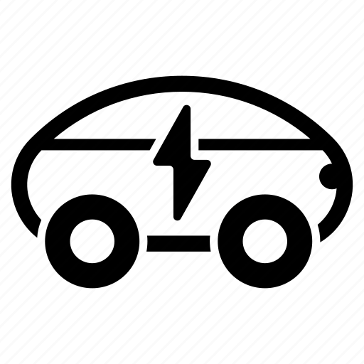 automobile, car, clean, electric, energy, mobility, vehicle icon