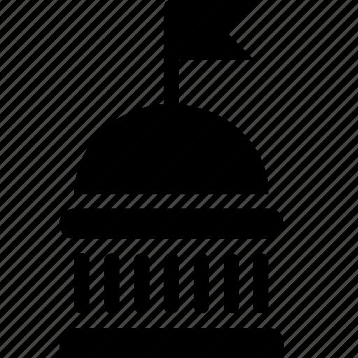 governing, government, politics, rule, washington icon