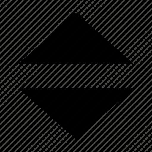 arrow, arrows, sort, sortening, sorting icon