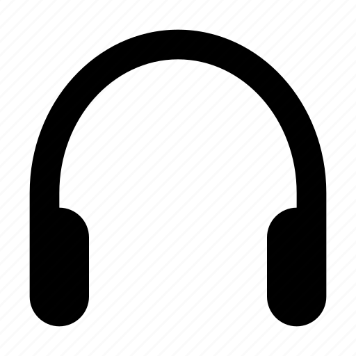ear, headset, media, music, sound, speakers, voip icon