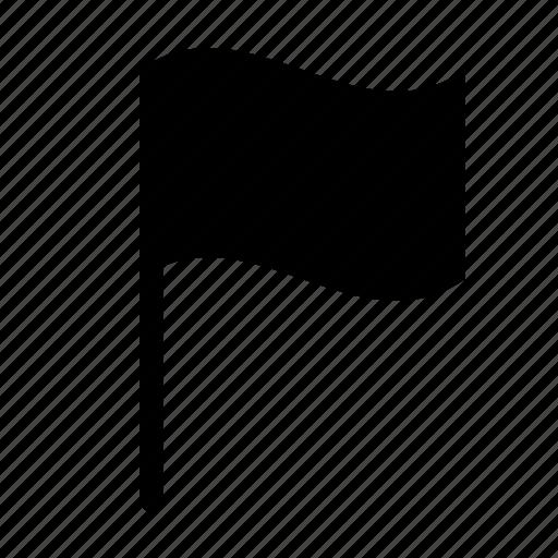 flag, wavin, waving icon