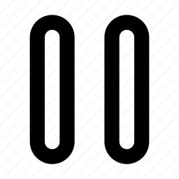 sound, stop icon