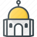 architecture, building, dome, landmark, of, place, the icon
