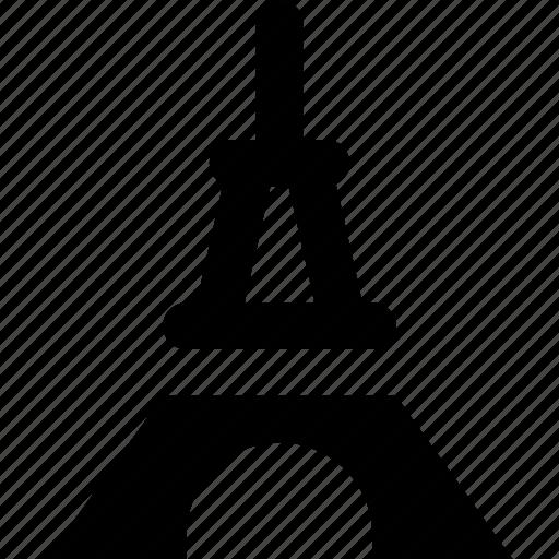 eiffel, tower icon